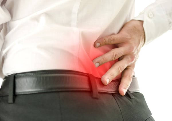 Chiropractic Downers Grove IL Low Back Pain